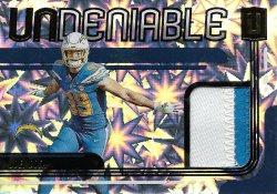 Joey Bosa 2019 Panini Unparalleled Undeniable Patch Impact 46 of 75