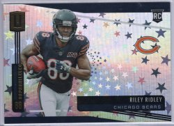 2019 Panini Unparalleled Riley Ridley Rookies Astral