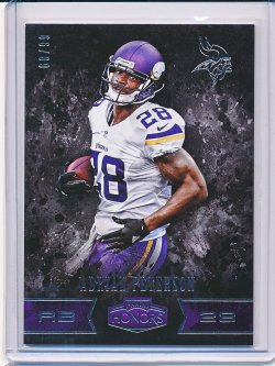 Adrian Peterson 2016 Playoff Honors /99