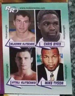 Rookie Review  Mike Tyson