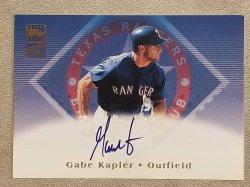 2002 Topps  Gabe Kapler