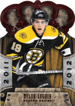 2011-12 Panini Crown Royale Red Tyler Seguin