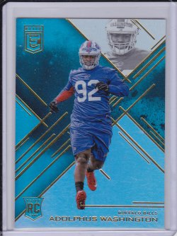 Adolphus Washington 2016 Elite RC