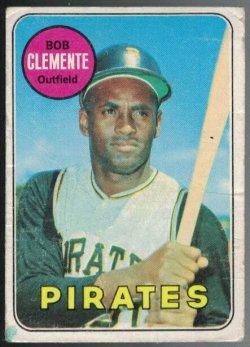 1969 Topps  Roberto Clemente