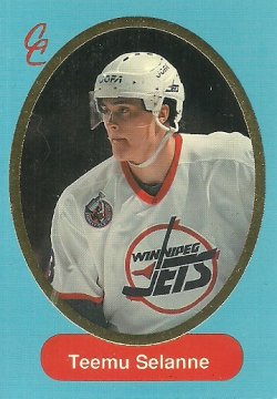 1993  Collectors Chronicle Selanne