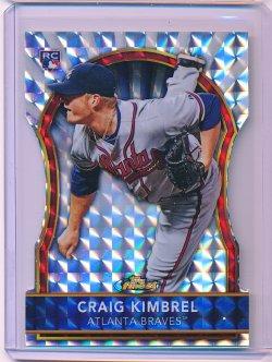 Craig Kimbrel 2011 Finest Die Cuts RC /10