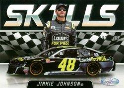 2018 Panini Certified Racing Jimmie Johnson