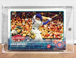 2015 Topps Update Kris Bryant