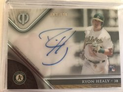 2017 Topps Tribute Ryon Healy