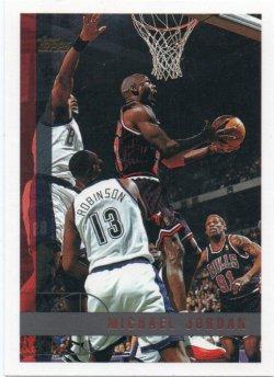 1997-98 Topps  Jordan, Michael