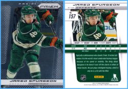 2013-14 Panini Prizm Jared Spurgeon