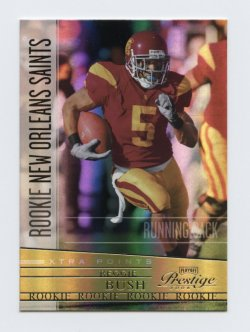 2006 Playoff Prestige Xtra Points Gold #231 Reggie Bush
