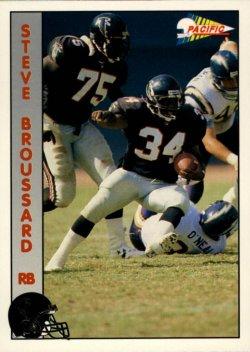 1992  Pacific Steve Broussard