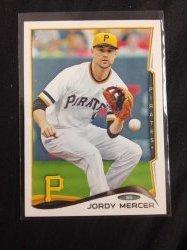 2014 Topps Series 2 Jordy Mercer