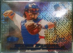 1998 Fleer Flair Showcase Mike Piazza row 0 legacy collection