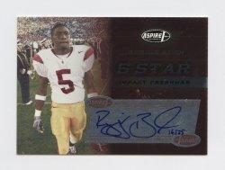 2006 Aspire 5 Star Autographs #FS2 Reggie Bush/25
