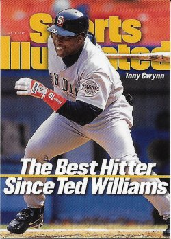 1998 Sports Illustrated Then and Now Covers