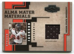 2004 Playoff Honors Steven Jackson Alma Mater Materials