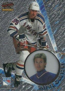 1997/98   Pacific Invincible Silver Wayne Gretzky