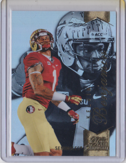 2014 Panini Flair Showcase Row 2 Kelvin Benjamin