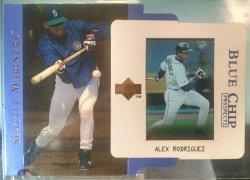 1997 Upper Deck  Alex Rodriguez blue chip prospect