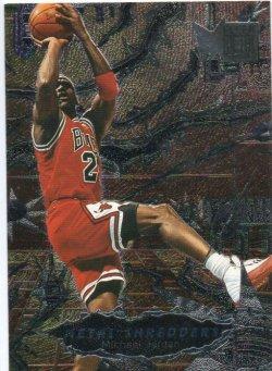1996-97 Fleer Metal Jordan, Michael