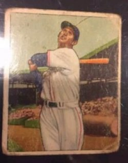 1950 Bowman  Ted Williams
