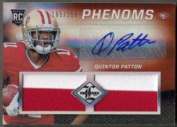 2013  Limited Quinton Patton