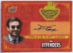 Defenders CHARLIE COX (MATT MURDOCK)