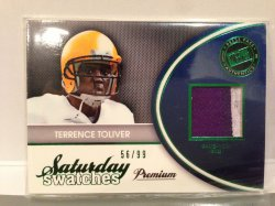 2011 Press Pass Authentics Terrence Toliver Patch /99