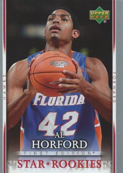 2007-08 Upper Deck First Edition Al Horford