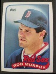 1989 Topps Topps 1989 Rob Murphy