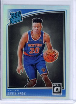 2018-19 Donruss Optic Kevin Knox Holo