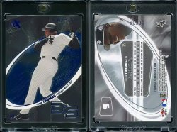 2004  EX Essential Credentials Now Frank Thomas