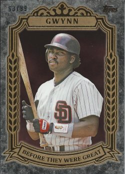 2014 Topps Before They Were Great Gold