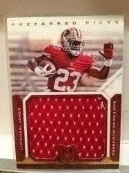 2012 Panini Momentum LaMichael James Patch