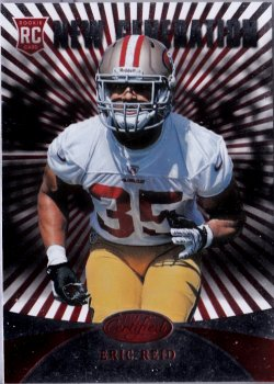 2013 Panini Certified Platinum Red Eric Reid