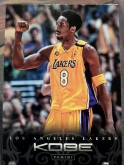 2012-13 Panini Kobe Anthology Kobe Bryant #37