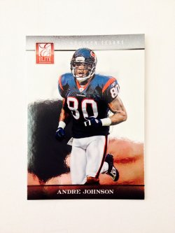 2012 Panini Elite Andre Johnson