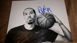 Shaun Livingston 8x10 Photo IP Autograph