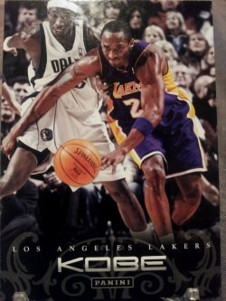 2012-13 Panini Kobe Anthology Kobe Bryant #149