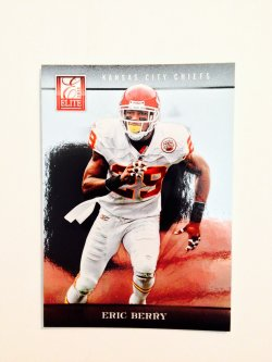 2012 Panini Elite Eric Berry