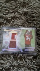 2014 Topps Prime Rainbow Charles Sims