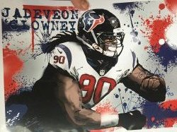 Jadeveon Clowney Personalized 8x10