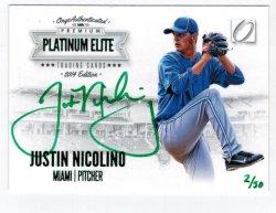 2014  Onyx Platinum Justin Nicolino