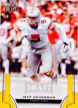 2015 Leaf Draft Jeff Heuerman