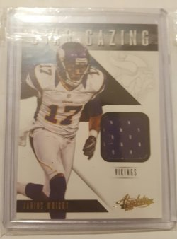2012 Panini Absolute Jarius Wright
