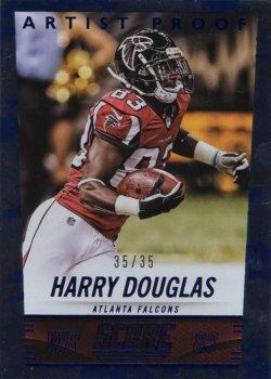 Harry Douglas 2014 Score Artist Proof