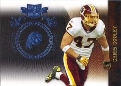Panini Patches & Plates Chris Cooley