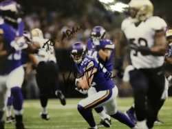 Kyle Rudolph Signed 8x10